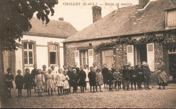 Ecole et mairie