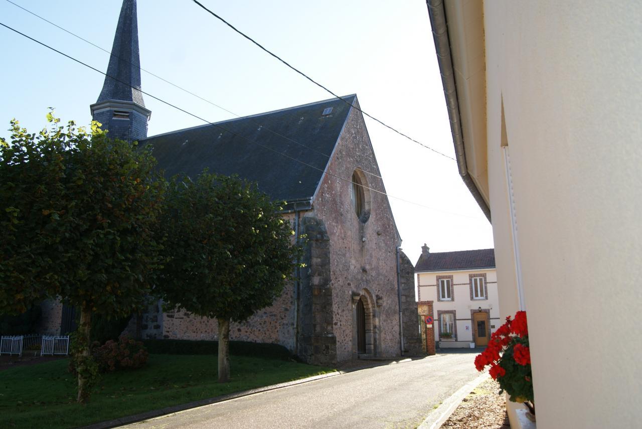 Eglise et Mairie