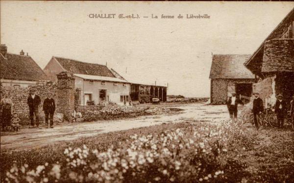 La ferme de Lièvreville