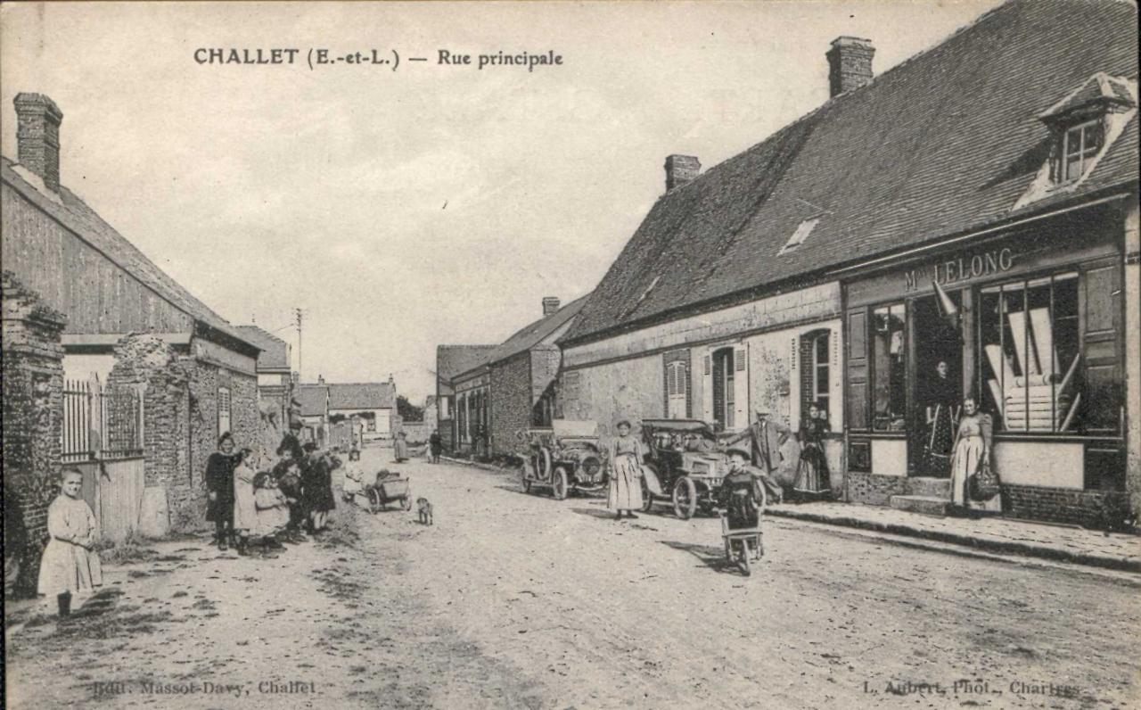Rue de la République magasin de nouveautés 2