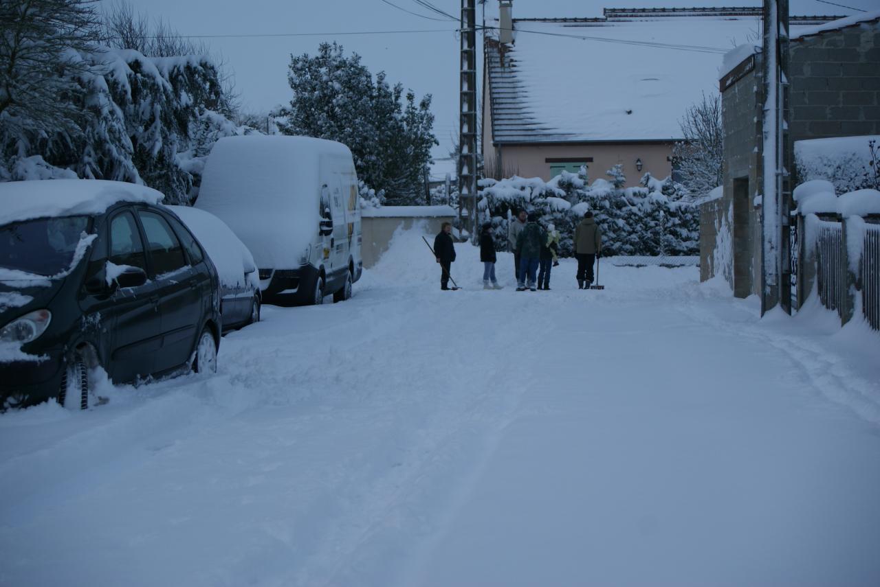 Solidarité hivernale