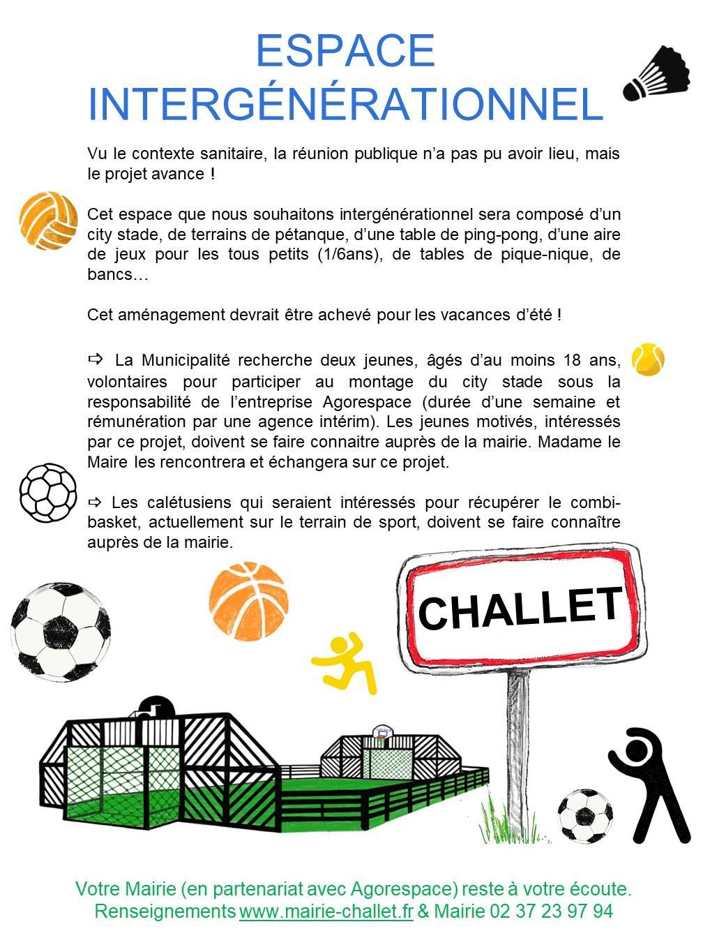 Affiche info