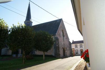Autre vue de l'église
