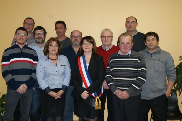 Le conseil municipal décembre 2017