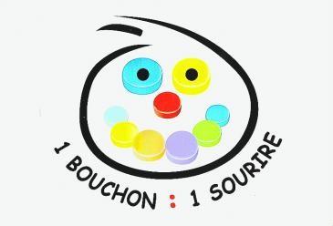 Logo bouchon un sourire