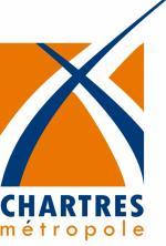 Logo chartres metropole
